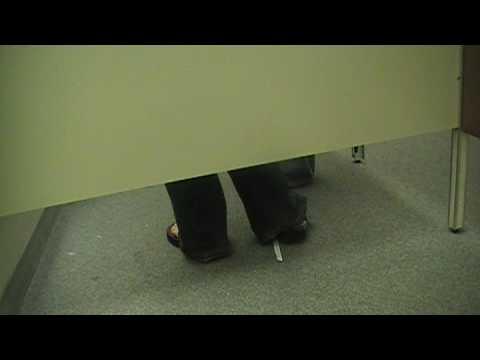 Dressing Room Stalker Prank