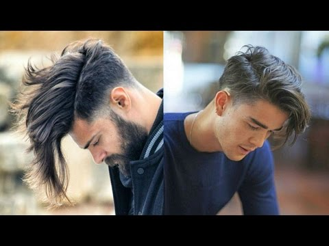Top 15 Best Hottest Hairstyles For Men 2018   Sexiest Hairstyles 2019   15 Latest Haircuts For Men