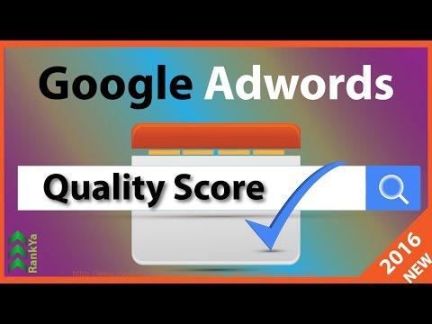 How to Improve Google Adwords Quality Score