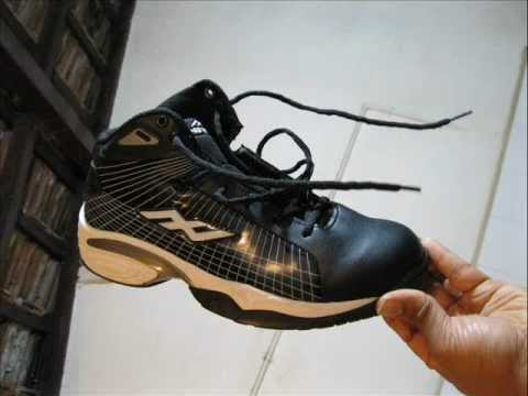 warrior nivia basketball shoe