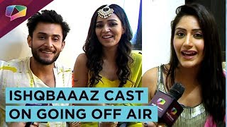 Surbhi Chandna, Leenesh And Manasi Share About Ishqbaaaz Going Off Air?