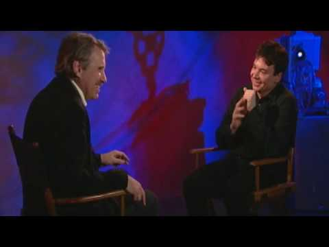 Mike Myers on Life Beyond Movies