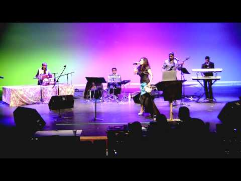 Kalankini Radha - Folk Fusion by Moonmita Ghosh At BAGC Chicago...