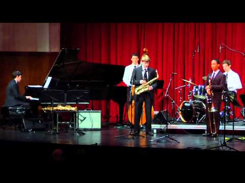 Newark Academy Combo 2012 Mingus Competition and Festival