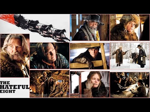 New Images Released For THE HATEFUL EIGHT - AMC Movie News