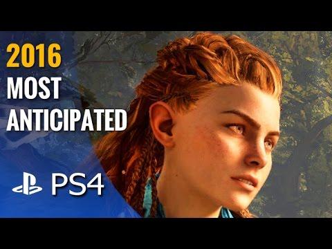 Top 10 Upcoming PS4 Games of 2016 | HD