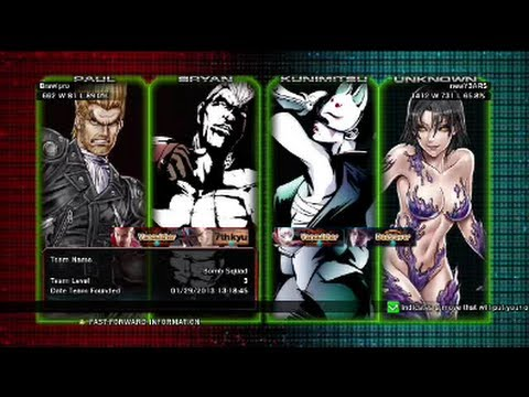 Tekken Tag Tournament 2 : Brawlpro Bryan X Paul VS newY3ARS Kunimitsu X Unknown