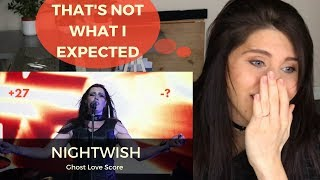CONFIDENCE COACH REACTS TO - Nightwish, Ghost Love Score