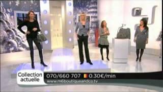 Play youtube video les ballerines de villebois sur m6 boutique - M6 boutique and co programme ...