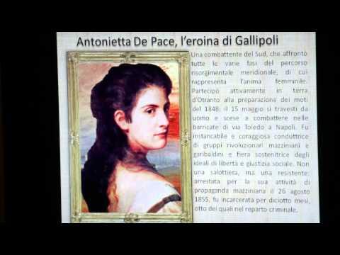 """""""Donne del Risorgimento. Le eroine invisibili dell'unità d'Italia"""""""