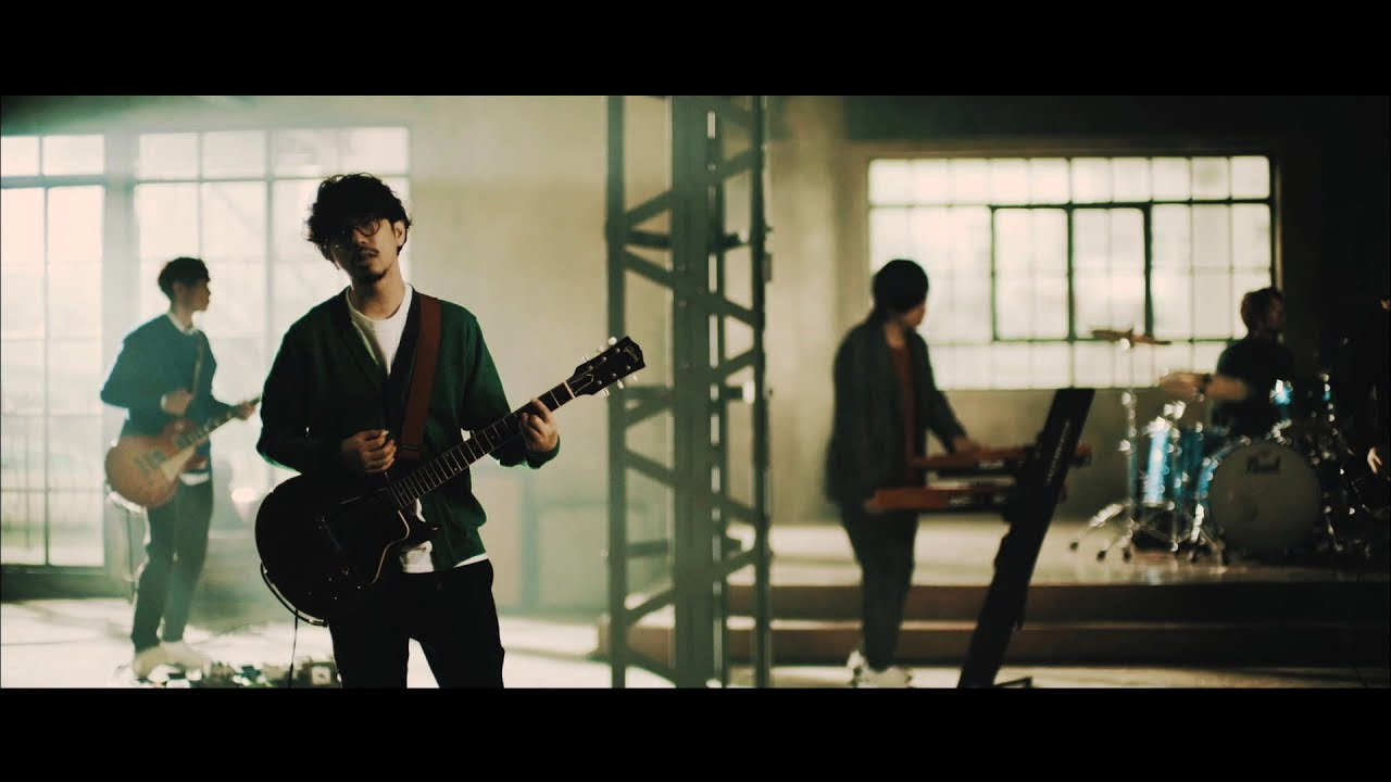 "ASIAN KUNG-FU GENERATION - ホリエアツシ(ストレイテナー)作曲、Vo+Key参加曲""廃墟の記憶""のMV(Full Ver.)を公開 thm Music info Clip"