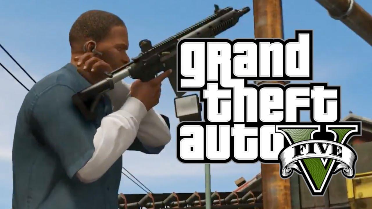 grand theft auto компьютерная игра