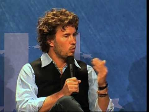Blake Mycoskie Speaks at the Clinton Global Initiative