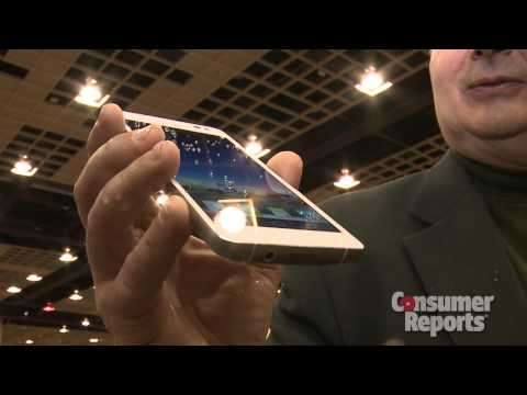 CES 2013: What's new in smart phones