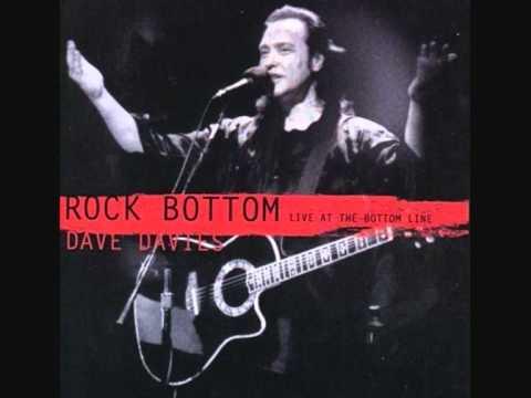 Dave Davies - Strangers (Live '97)