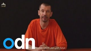 New Islamic State video shows another British hostage