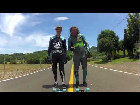 Richter & Royce Skate Teutonia +110Km/h raw runs