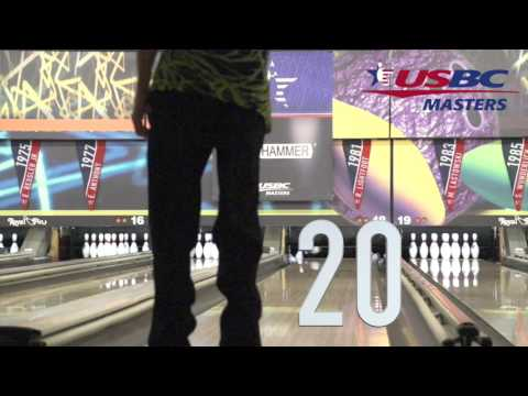 Huge Rev Rate for Matt Ogle recorded at 2016 USBC Masters