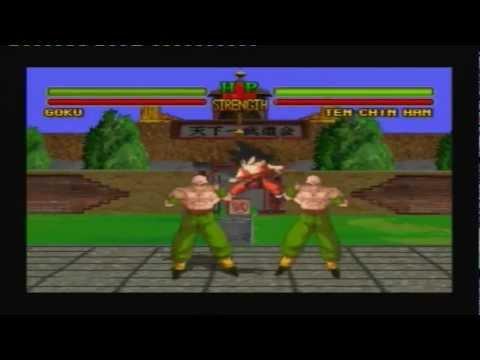 Dragon Ball Z Ultimate Battle 22 Super Moves