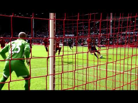Santi Cazorla Top 10 Goals (2012/13)