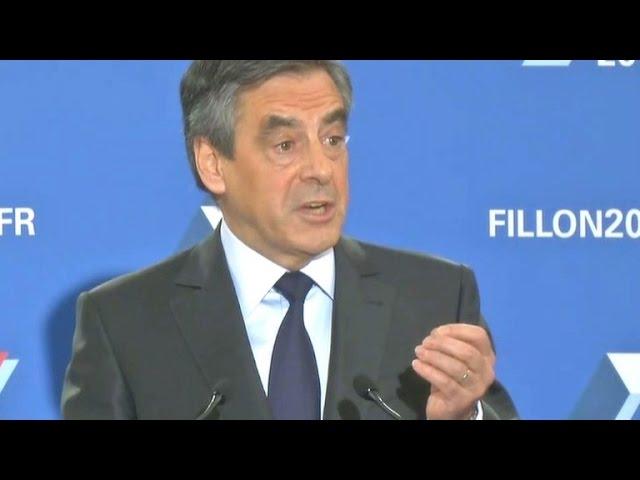 Fillon führt Frankreichs Konservative in Präsidentschaftswahl