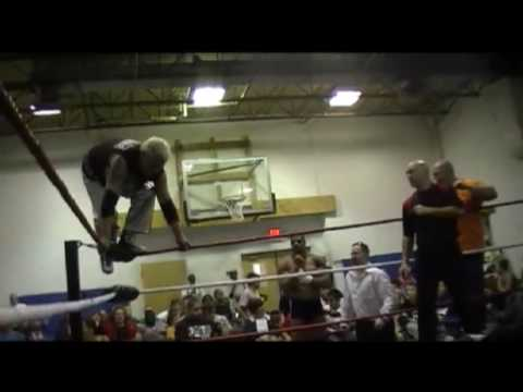 ACPW Ron Starr w/Loudy vs. Billy Reil