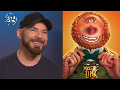 Director Chris Butler On Missing Link - Home Entertainment Release