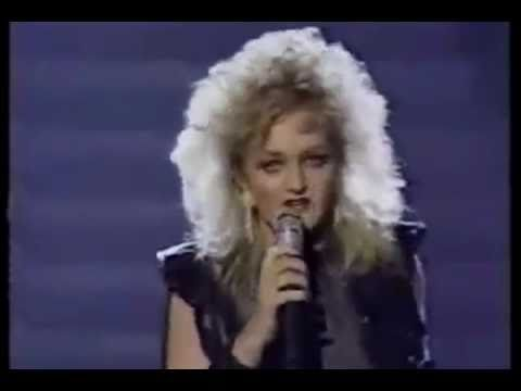 Bonnie     Tyler     --   Total   Eclipse  Of  The  Heart   [[   Official   Live  Video ]]  HD
