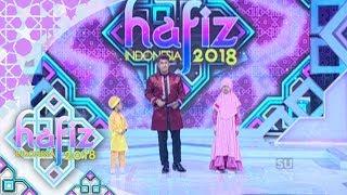 HAFIZ INDONESIA 2018 - Profil Rais & Firda [16 Mei 2018]
