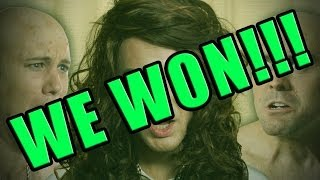ROYALS PARODY IS BACK!!! WE WON!!! YOUTUBE'S COPYRIGHT SYSTEM NEEDS TO BE FIXED!!!