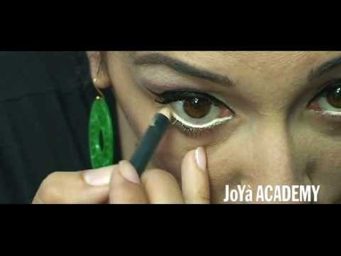 Makeup – Tutorial 3 – Eyeliner – Teresa Musarra – Makeup Artist Joyà Academy
