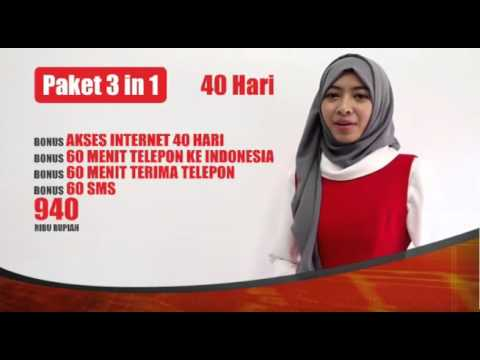Youtube promo paket roaming umroh