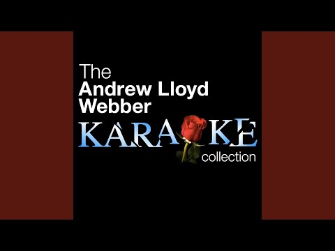 Phantom Of The Opera - Think Of Me - Karaoke Version
