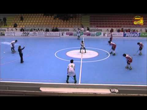 XII Torneio Int. Carnaval 2015 1.ª Jor: AP Aveiro 2-3 AP Porto