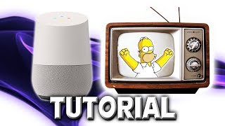 How To Control Your TV Using Google Home And A £16 Broadlink Blackbean