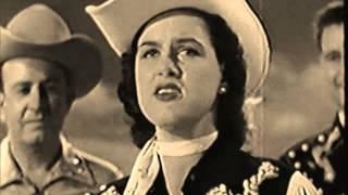 Tex Ritter's Ranch Party (1957) - Johnny Cash, Bobby Helms & Patsy Cline
