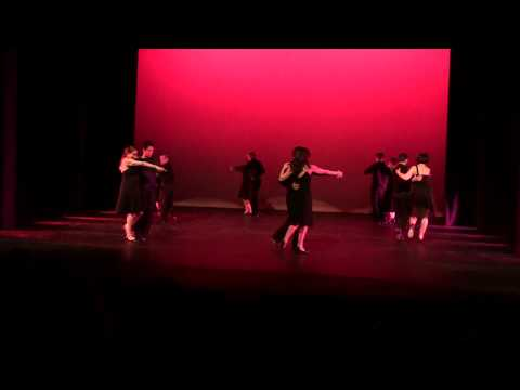 TANGO - College of San Mateo Dance Show, Spring 2013