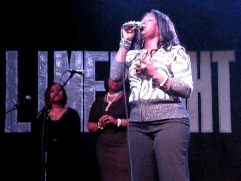 Tonya Baker LIVE! at The 2012 Bonnerfide Radio's Anniversary Party