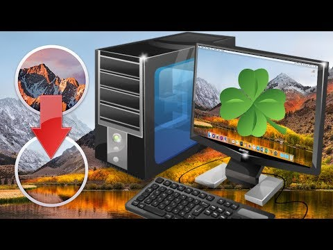 Как обновить macOS Sierra 10.12.6 до macOS High Sierra 10.13 – Clover Hackintosh