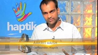 Haptik, a mobile personal assistant on Young Turks