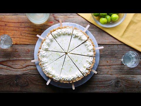 Key Lime Cheesecake Pops