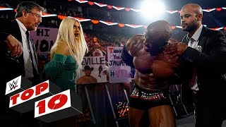 Top 10 Raw moments WWE Top 10, Dec. 2, 2019
