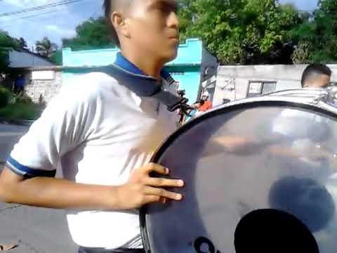 Concurso de Bandas Marciales...Honda..Banda IENSEC