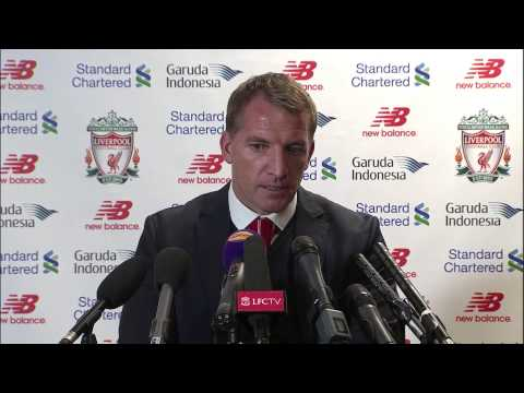 Brendan Rodgers jokes about the Rafa Benitez plane after Liverpool 2 - QPR 1