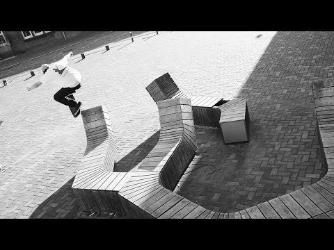 Frame It: Justin Wagener - Wallie (by Ziggy Schaap & Pascal Moelaert)