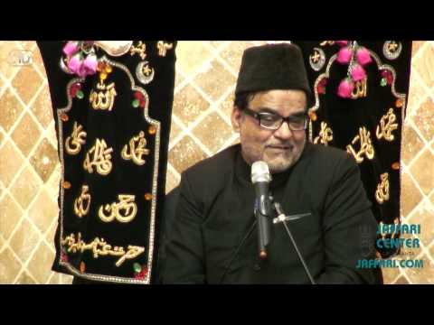 12th Safar 1434 Maulana Abid Bilgrami Night 2