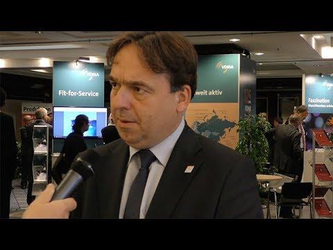 Hartmut Rauen: Mobilität braucht Maschinenbau