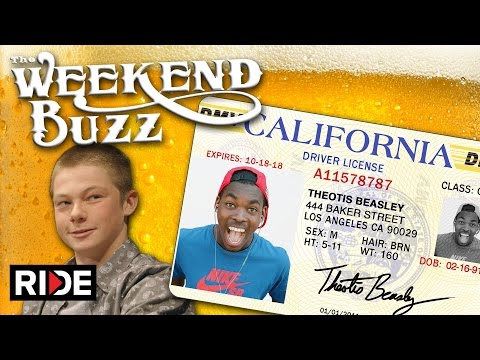 Theotis Beasley & Tristan Funkhouser: DMV Struggle, Substance, Baker: Weekend Buzz ep. 112 pt. 1