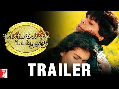 Dilwale Dulhania Le Jayenge - Trailer