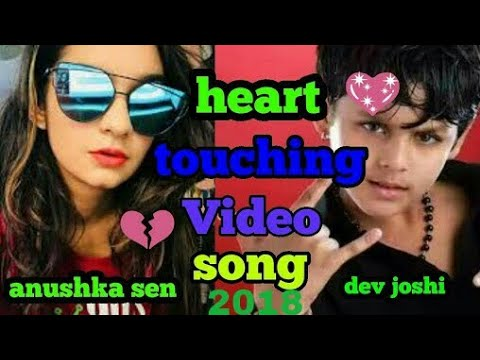 balveer and anushka sen best romantic hindi love song 2018// Anushka Sen and Dev Joshi